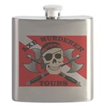 AMT square Flask