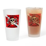 AMT square Drinking Glass