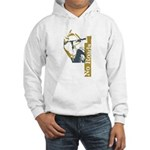 No Roads 1 Hooded Sweatshirt