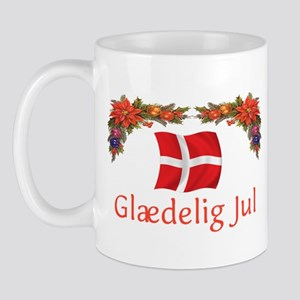 Danish Glaedelig Jul 2 Mug