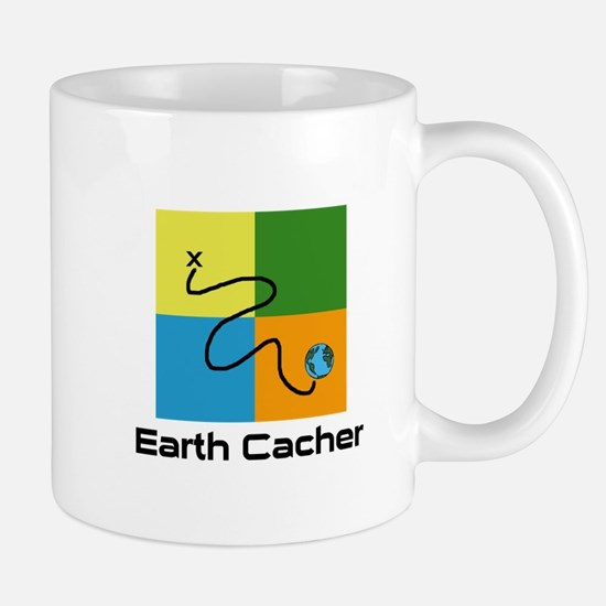 Earth Cacher Mug