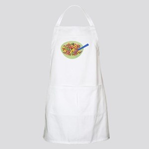 Some Fruity Cereal On Your BBQ Apron
