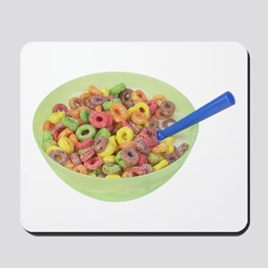 Some Fruity Cereal On Your Mousepad