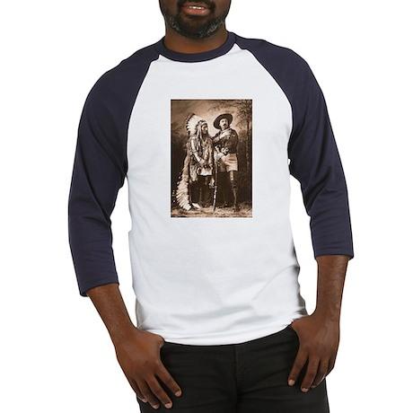 Buffalo Bill and Sitting Bull, 1885 Baseball Jerse