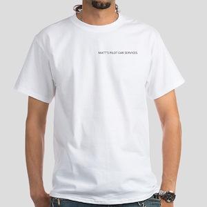 2-MATTS PILOT CAR SERVICES T-Shirt
