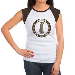 Annie Moore 4 Women's Cap Sleeve T-Shirt