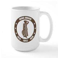 Annie Moore 4 Large Mug