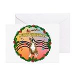 XMusic4-Boxer Greeting Cards (Pk of 10)