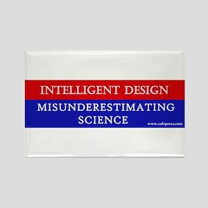 Misunderestimating Science Rectangle Magnet