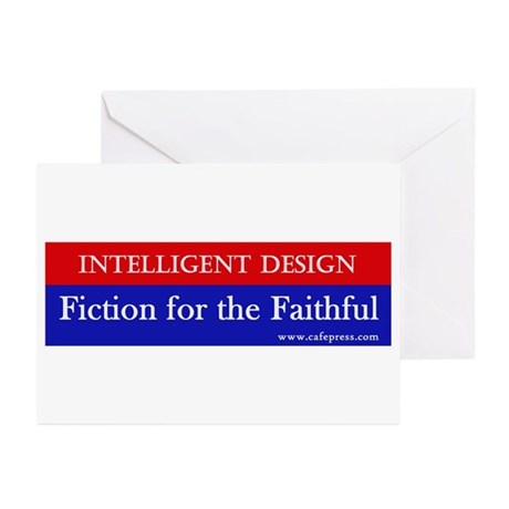 Fiction for the Faithful Greeting Cards (Package o