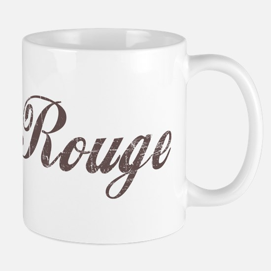 Vintage Baton Rouge Mug