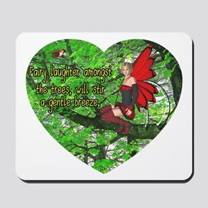 Fairy Laughter Mousepad