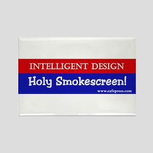 Holy Smokescreen! Rectangle Magnet