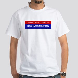Holy Smokescreen! White T-Shirt
