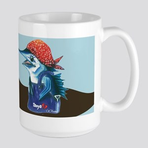 Tanya Large Mug