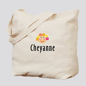 Cheyanne - Flower Girl Tote Bag