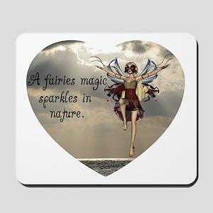Fairy Sparkle Mousepad