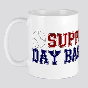 Support Day Baseball Mug