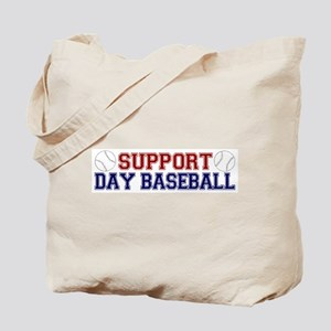 Support Day Baseball Tote Bag