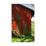 G.Michael Brown Rectangle Sticker 50 pk)