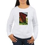 G.Michael Brown Women's Long Sleeve T-Shirt