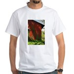 G.Michael Brown White T-Shirt