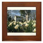 G.Michael Brown Framed Tile