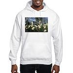 G.Michael Brown Hooded Sweatshirt