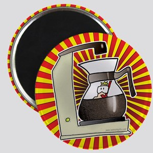 Coffee Crazy... Magnet