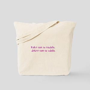 Nadala Tote Bag