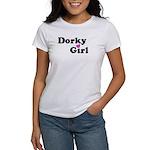 Dorky Girl Women's T-Shirt