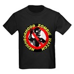 NEIGHBORHOOD ZOMBIE WATCH Kids Dark T-Shirt