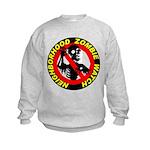 NEIGHBORHOOD ZOMBIE WATCH Kids Sweatshirt