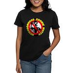 NEIGHBORHOOD ZOMBIE WATCH Women's Dark T-Shirt