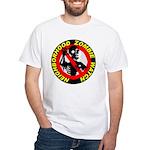 NEIGHBORHOOD ZOMBIE WATCH White T-Shirt