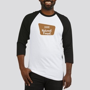 Dixie National Forest (Sign) Baseball Jersey