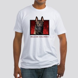 Belgian Malinois Fitted T-Shirt