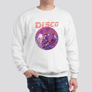 Pink Disco Ball Sweatshirt