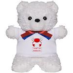 I DON'T DO MONDAYS! Teddy Bear