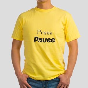Press Pause T-Shirt