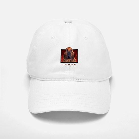 Bloodhound Baseball Baseball Cap