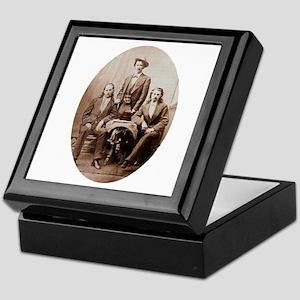 Buffalo Bill & Friends Keepsake Box