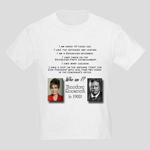 Palin & Roosevelt Kids Light T-Shirt