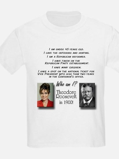 Palin & Roosevelt T-Shirt