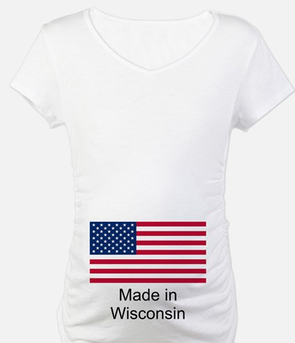 Made in Wisconsin Shirt