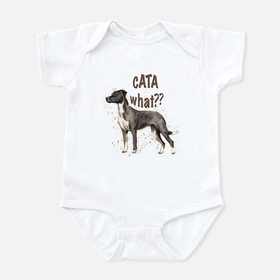 CATA WHAT Infant Bodysuit