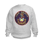 USS BEATTY Kids Sweatshirt
