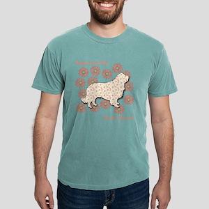 Clumber Happiness Women's Dark T-Shirt