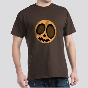 """Pumpkin Head"" Dark T-Shirt"