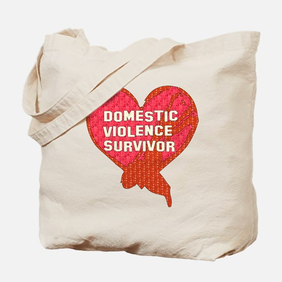 Violence Survivor Tote Bag